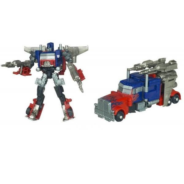 Transformers Cyberverse Autobot Optimus Prime - Figurka