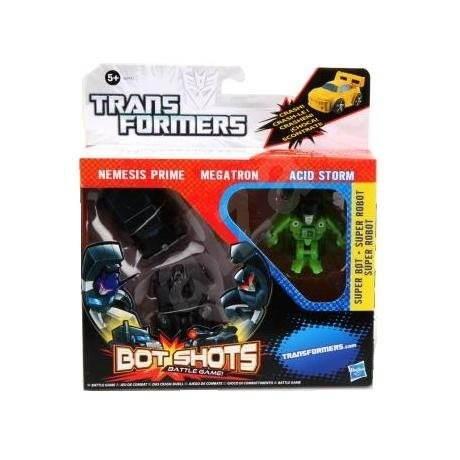 Transformers Transformace nárazem - Acid Storm - Herní set