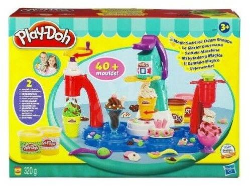 Play-Doh - Továrna na zmrzlinu - Herní set