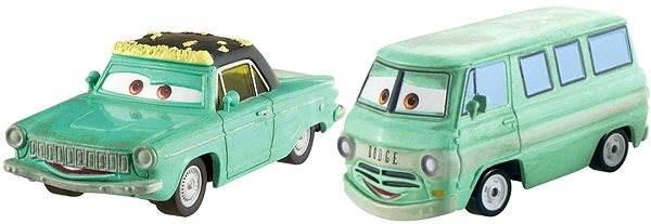 Mattel Cars 2 - Kolekce Rusty a Dusty - Auto