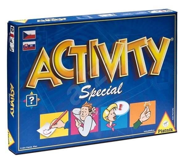 Activity speciál - Párty hra