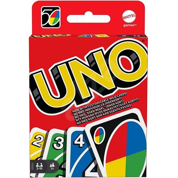 UNO Karty - Karetní hra