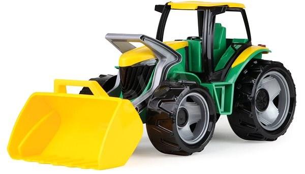 Lena Traktor se lžící zeleno-žlutý - Auto