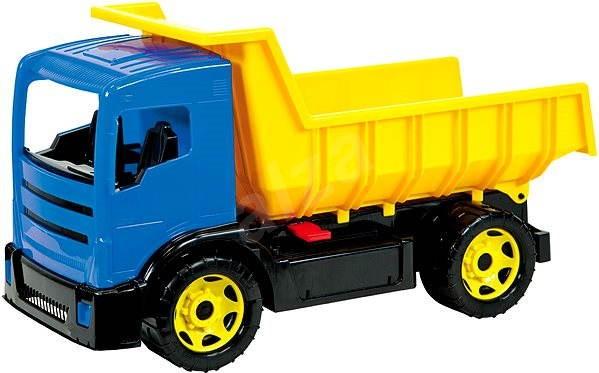 Lena Sklápěč modro-žluté - Auto