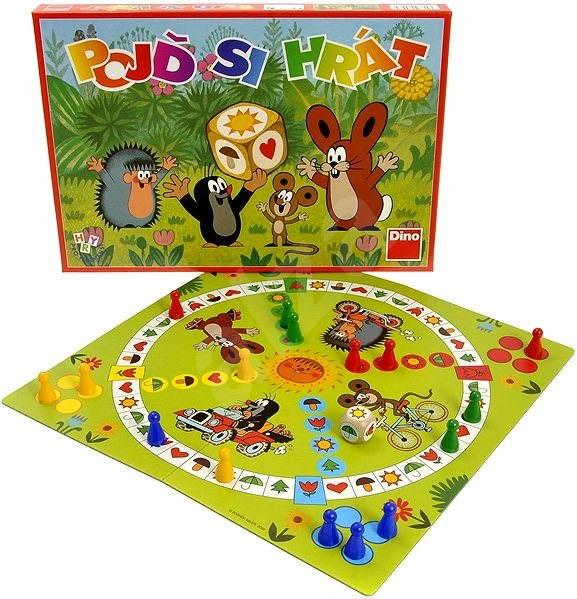 Pojď si hrát - Společenská hra