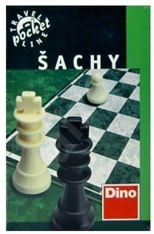 Šachy - cestovní  - Společenská hra