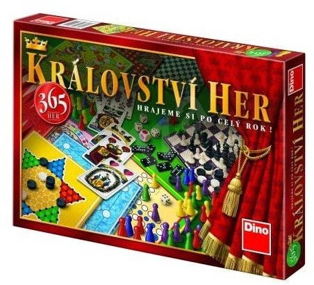 Království her - Sada her