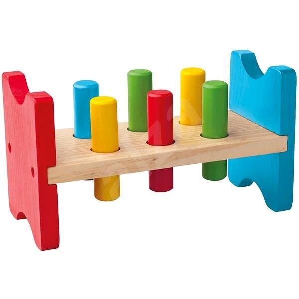 Woody Zatloukačka - Didaktická hračka