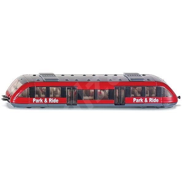 Siku Blister – Příměstský vlak - Kovový model