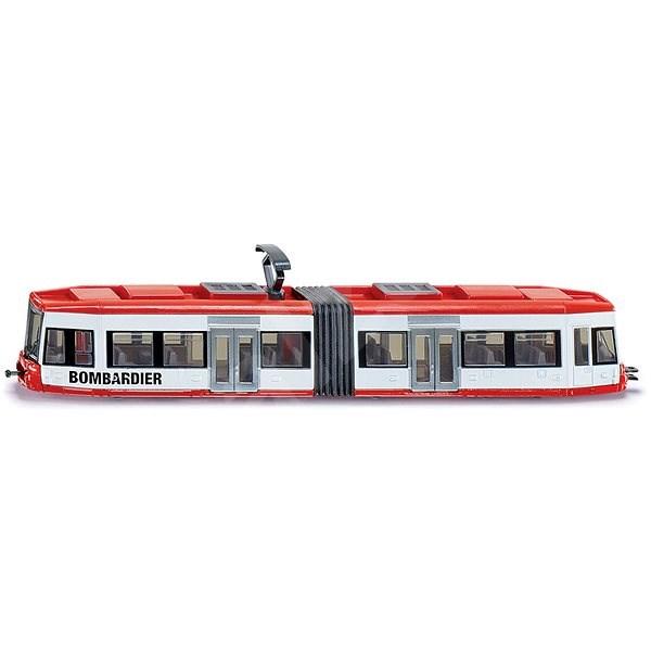 Siku Super – Tramvaj - Kovový model