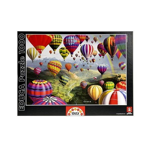Balóny 1000 dílků - Puzzle