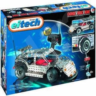 Eitech C23 Závodní auto na dálkové ovládání - Stavebnice