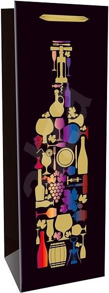 Dárková taška na víno - 210636 - Taška na víno