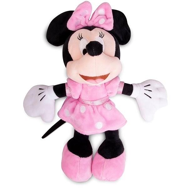 Disney - Minnie v růžových šatech - Plyšák
