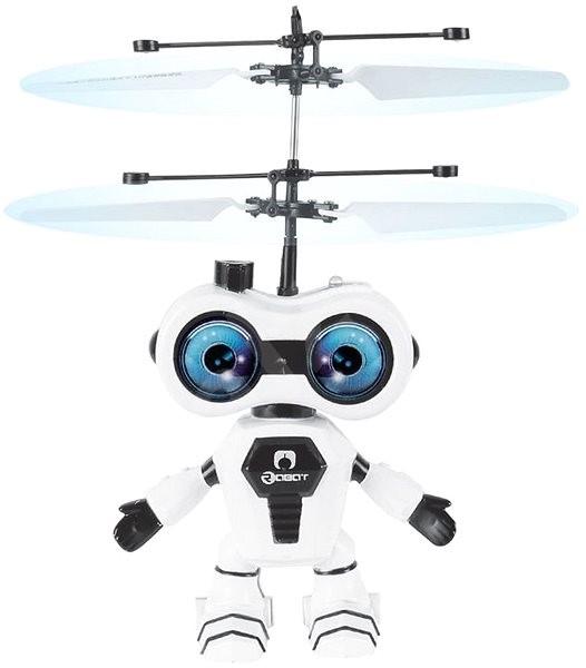Teddies Vrtulník vesmírný letec černý - RC model