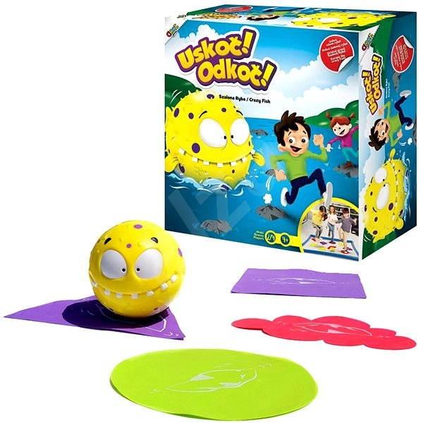 Epline Cool Games uskoč! - Společenská hra