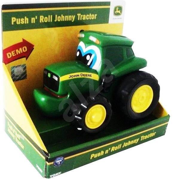 John Deere – Traktor Johny zmáčkni a jeď - Auto