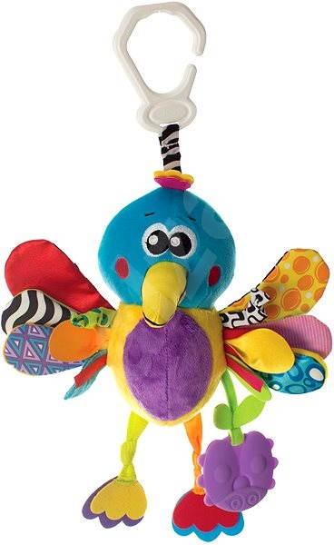 Playgro – Kolibřík s kousátkem - Hračka na kočárek