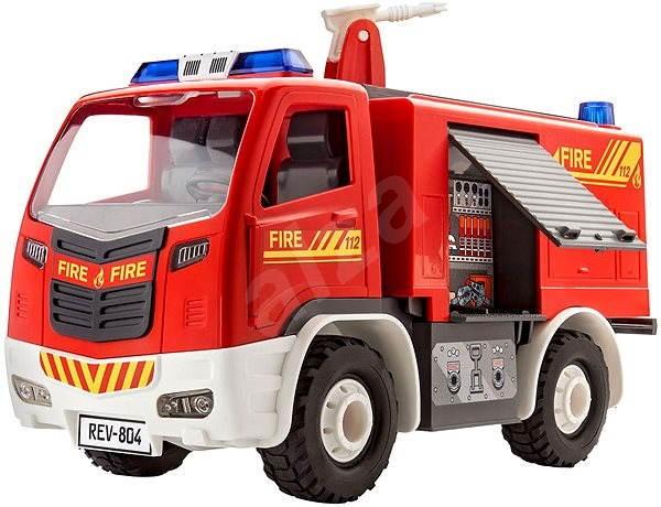 Revell Junior Kit auto Fire Truck - Plastový model