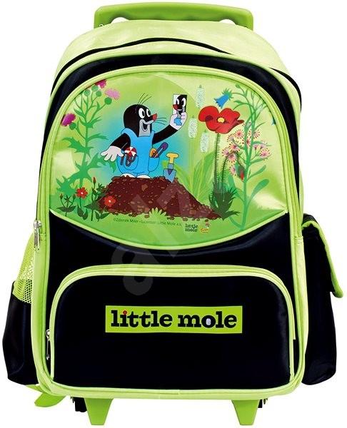 Bino Batoh na kolečkách s Krtečkem - Dětský batoh