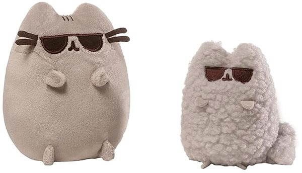 Pusheen – Sunglasses Collectable Set - Plyšák