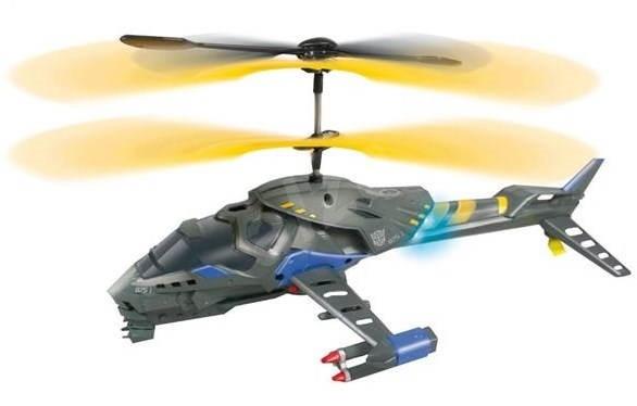 Nikko Transformers - Helikoptéra - RC model