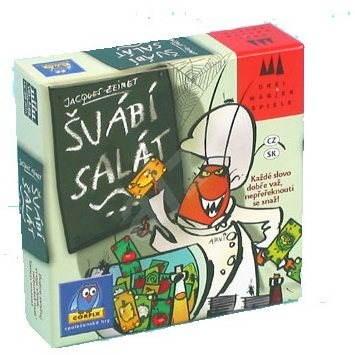 Švábí salát - Společenská hra