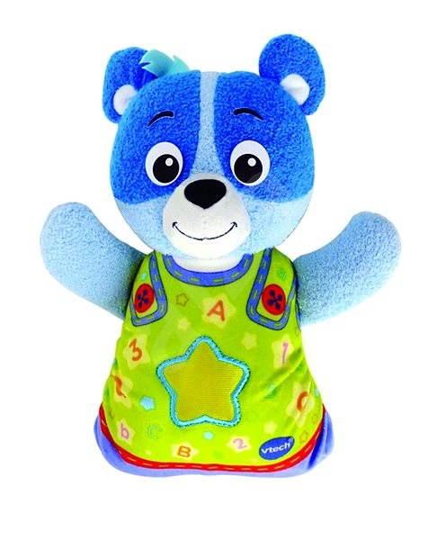 Vtech Usínáček Medvídek modrý - Plyšák