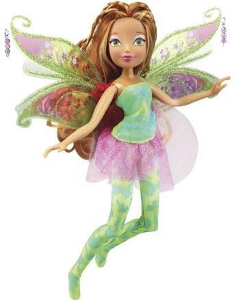 WinX: Bloomix Fairy - Flora - Panenka