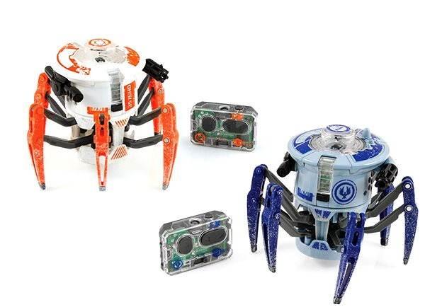 HEXBUG Bojový pavouk Twin Pack - Mikrorobot