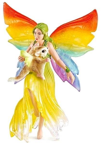 Bayala - duhová víla Meena - Figurka