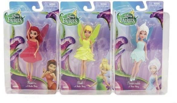 Disney víla - Základní panenka  - Panenka