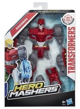 Transformers - Vysoký transformer Sideswipe - Figurka