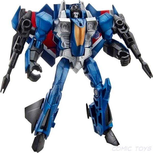 Transformers - Základní pohyblivý transformer Thundercracker - Figurka