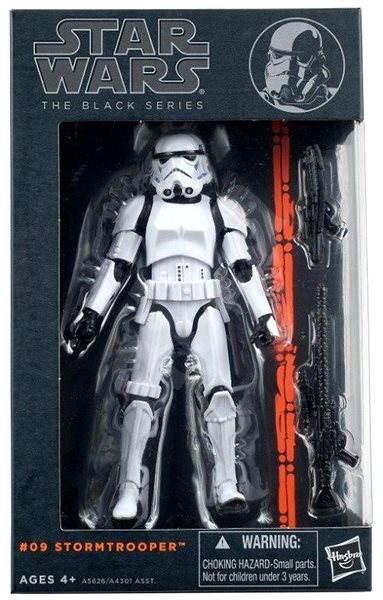 Star Wars - Pohyblivé premiové figurka Stormtrooper - Figurka
