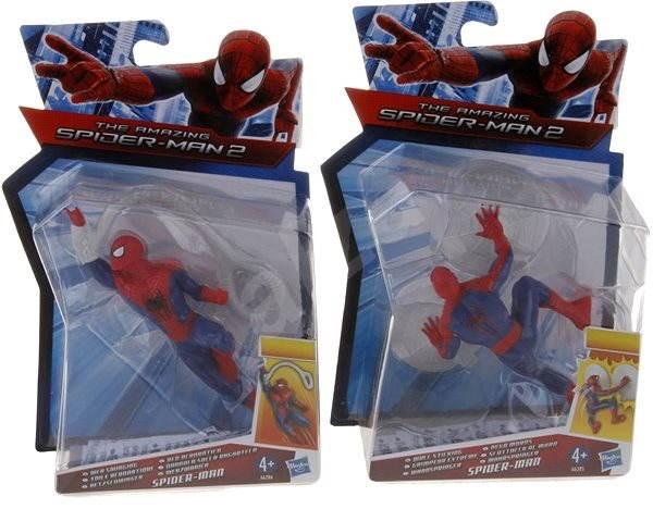 Spiderman - Vysoká figurka na pavučině - Figurka