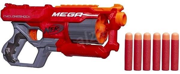 Nerf Mega Cycloneshock - Dětská pistole