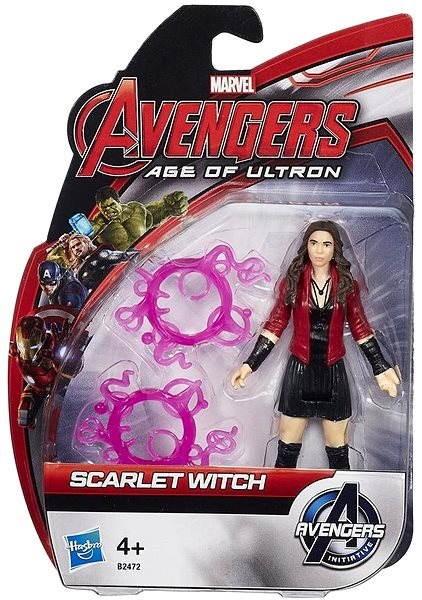 Avengers Allstar - Akční figurka Scarlet Witch - Figurka