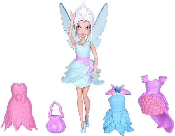 Disney víla - Modročka a módní doplňky - Panenka  24ce4b0249