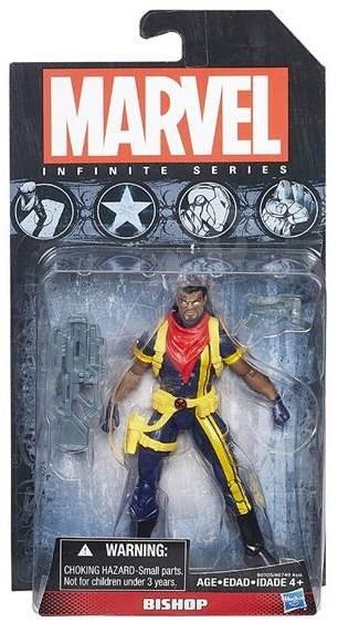 Avengers - Akční figurka Bishop - Figurka