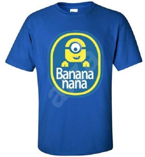 Bananana - Mimoni vel. M - Tričko s motivem