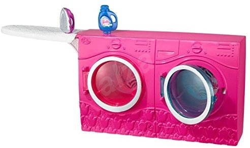 Barbie - Set pračky a sušičky - Herní set