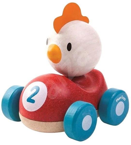 Závodník - kuře - Didaktická hračka