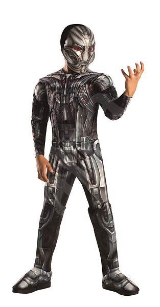 eb1bc1d25c43 Avengers  Age of Ultron - Ultron Deluxe vel. M - Dětský kostým