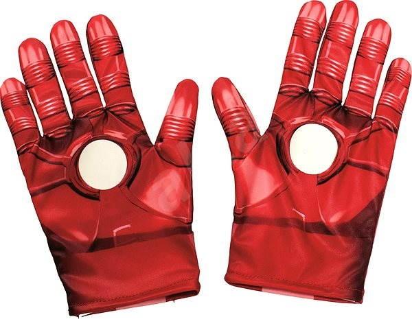 Avengers: Age of Ultron - IRON Man rukavice - Doplněk ke kostýmu