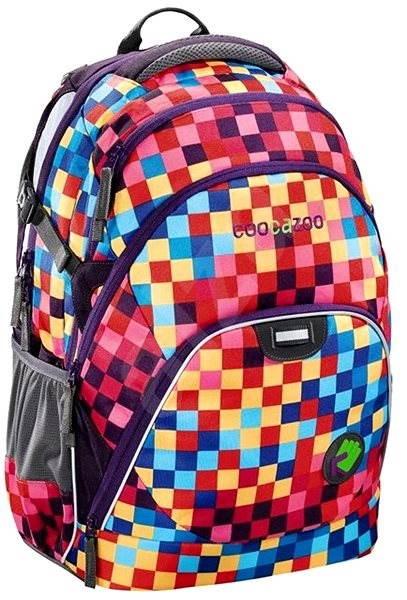 CoocaZoo EvverClevver Candy Check - Školní batoh  06890e7b2c