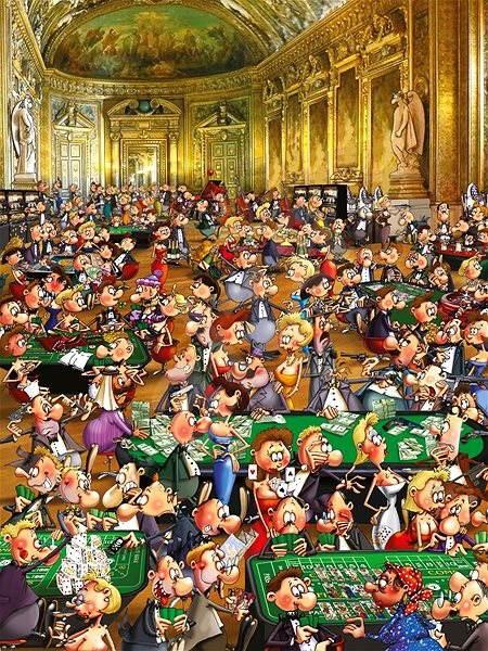Piatnik F. Ruyer - Casino - Puzzle