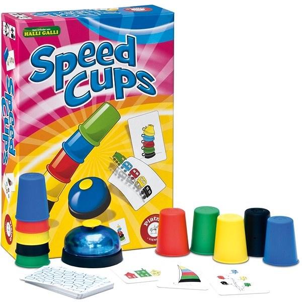 Speed Cups - Společenská hra