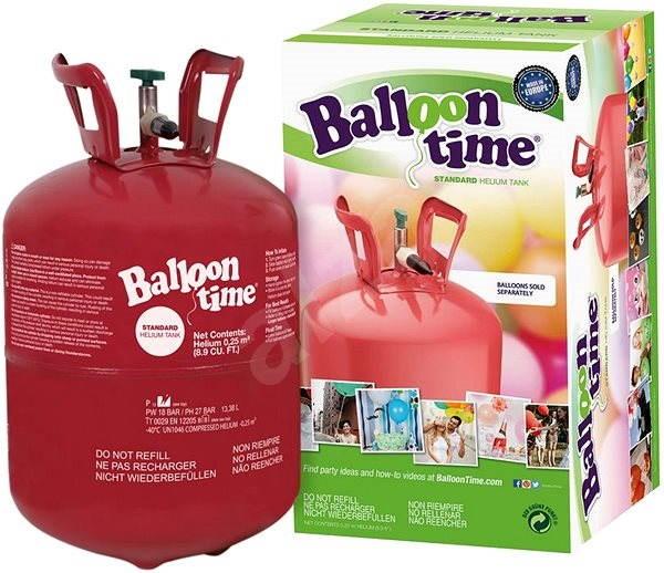 Helium Balloon Time 30 - Herní set