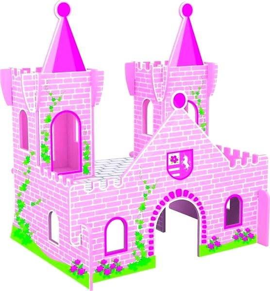 Hrad pro šípkovou Růženku - Herní set